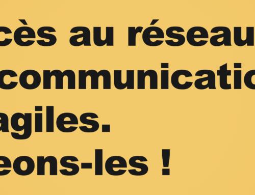 Élagage et réseaux de communications